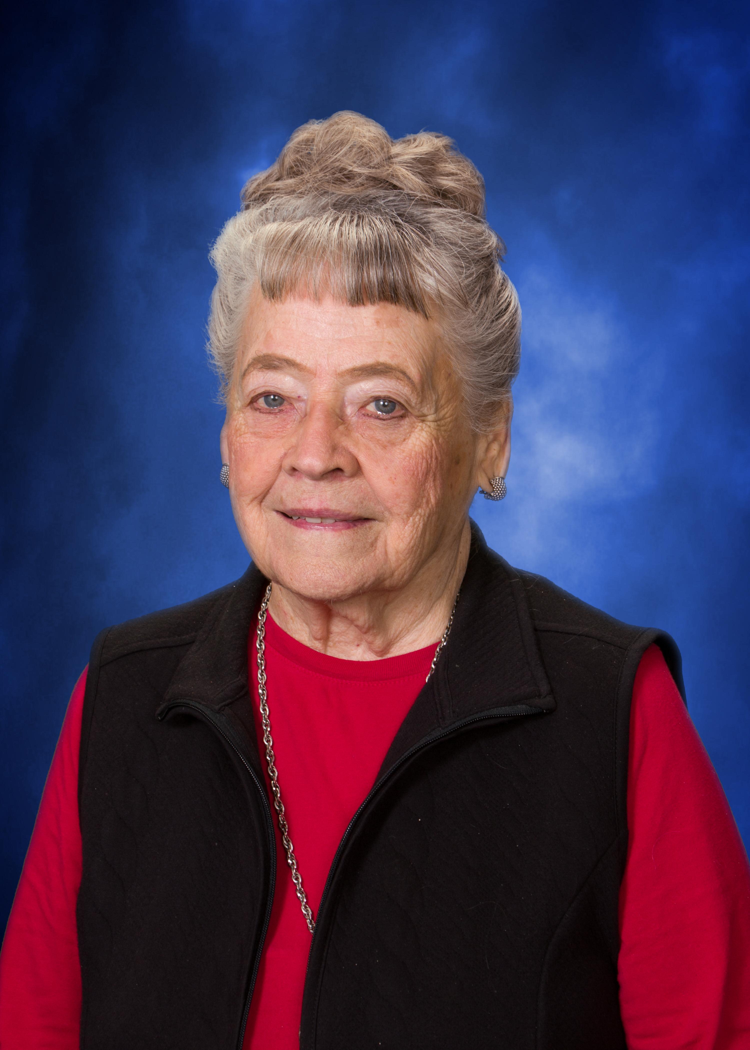 Mrs. Miriam Fricke